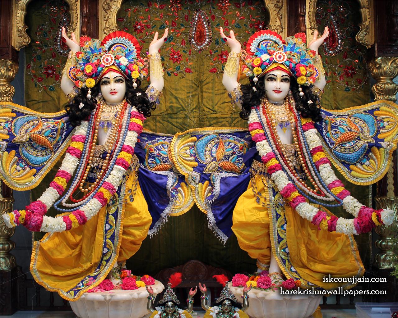 Sri Sri Gaura Nitai Wallpaper (001) Size 1280x1024 Download