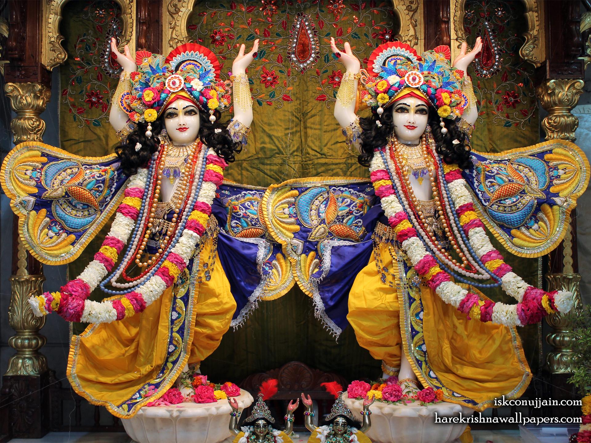 Sri Sri Gaura Nitai Wallpaper (001) Size 1920x1440 Download