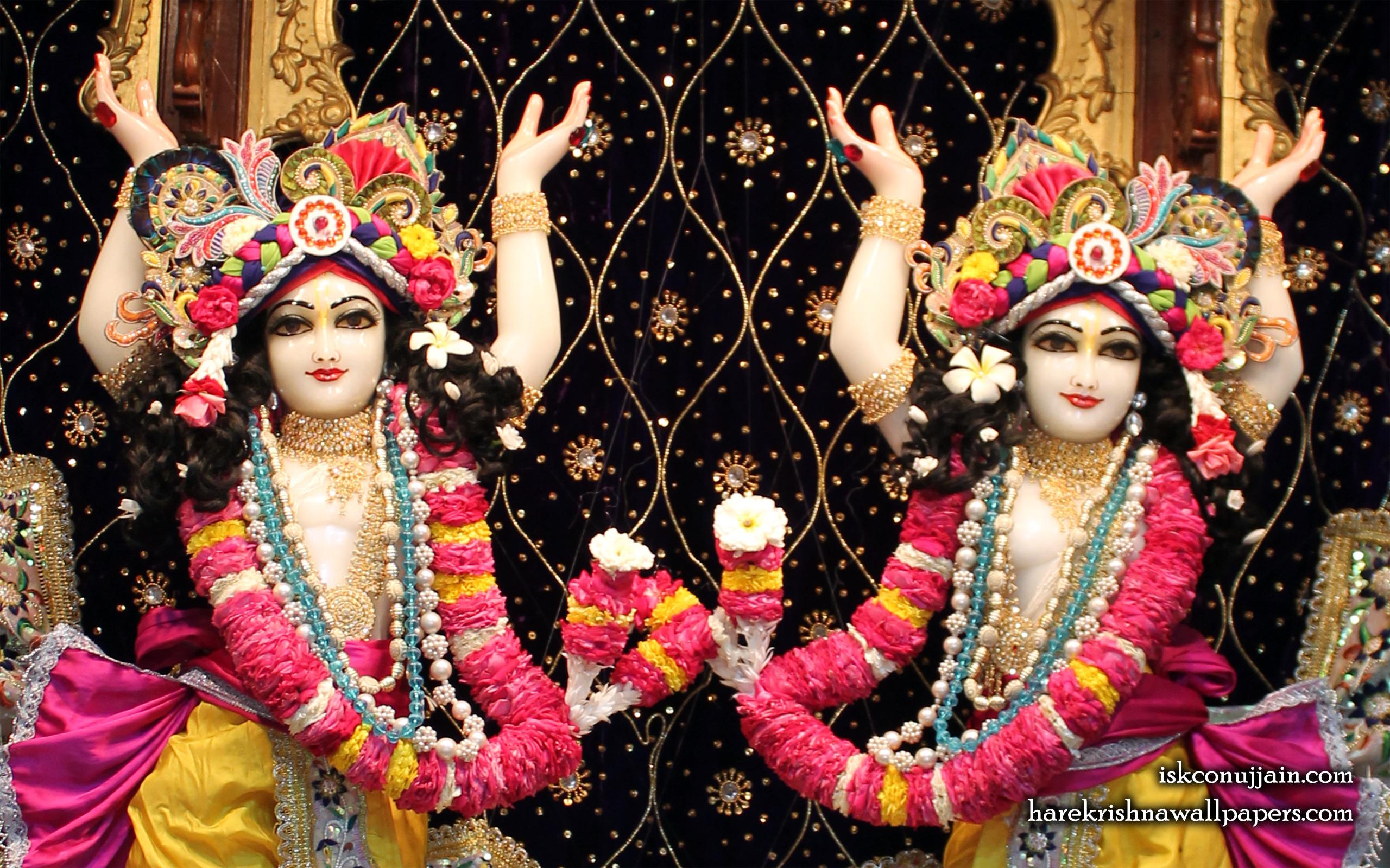 Sri Sri Gaura Nitai Close up Wallpaper (001) Size 2560x1600 Download