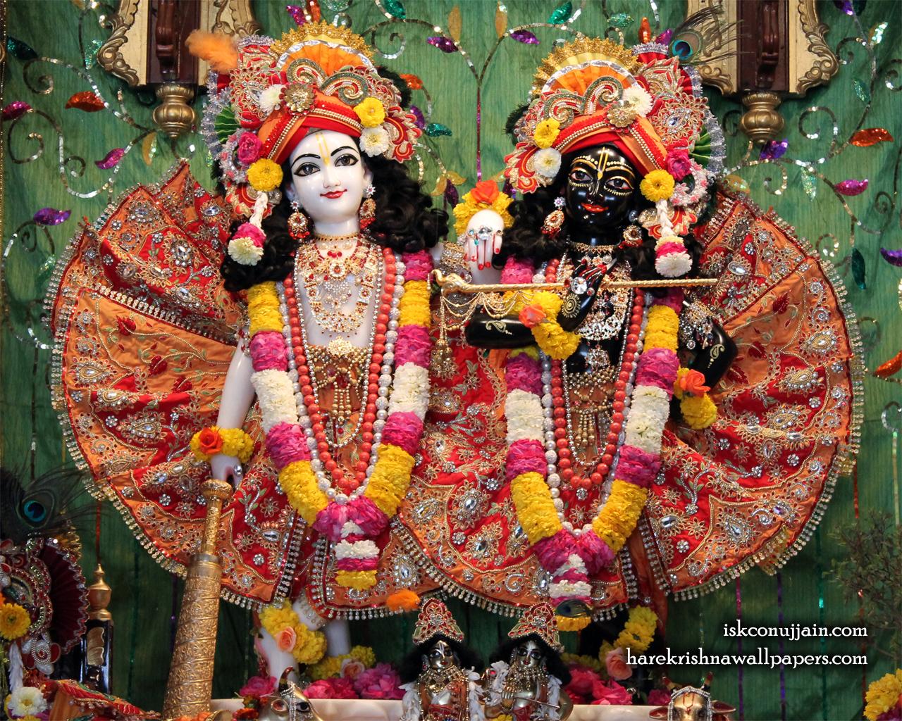 Sri Sri Krishna Balaram Wallpaper (001) Size 1280x1024 Download