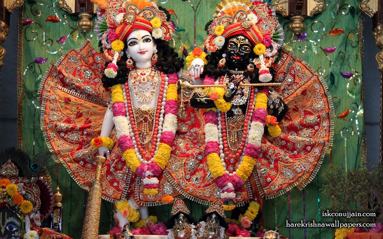 Sri Sri Krishna Balaram Wallpaper (001) Size 1280x800 Download