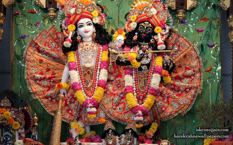 Sri Sri Krishna Balaram Wallpaper (001) Size 1440x900 Download