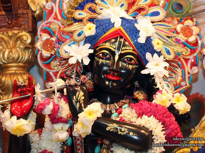 Sri Madanmohan Close up Wallpaper (002)