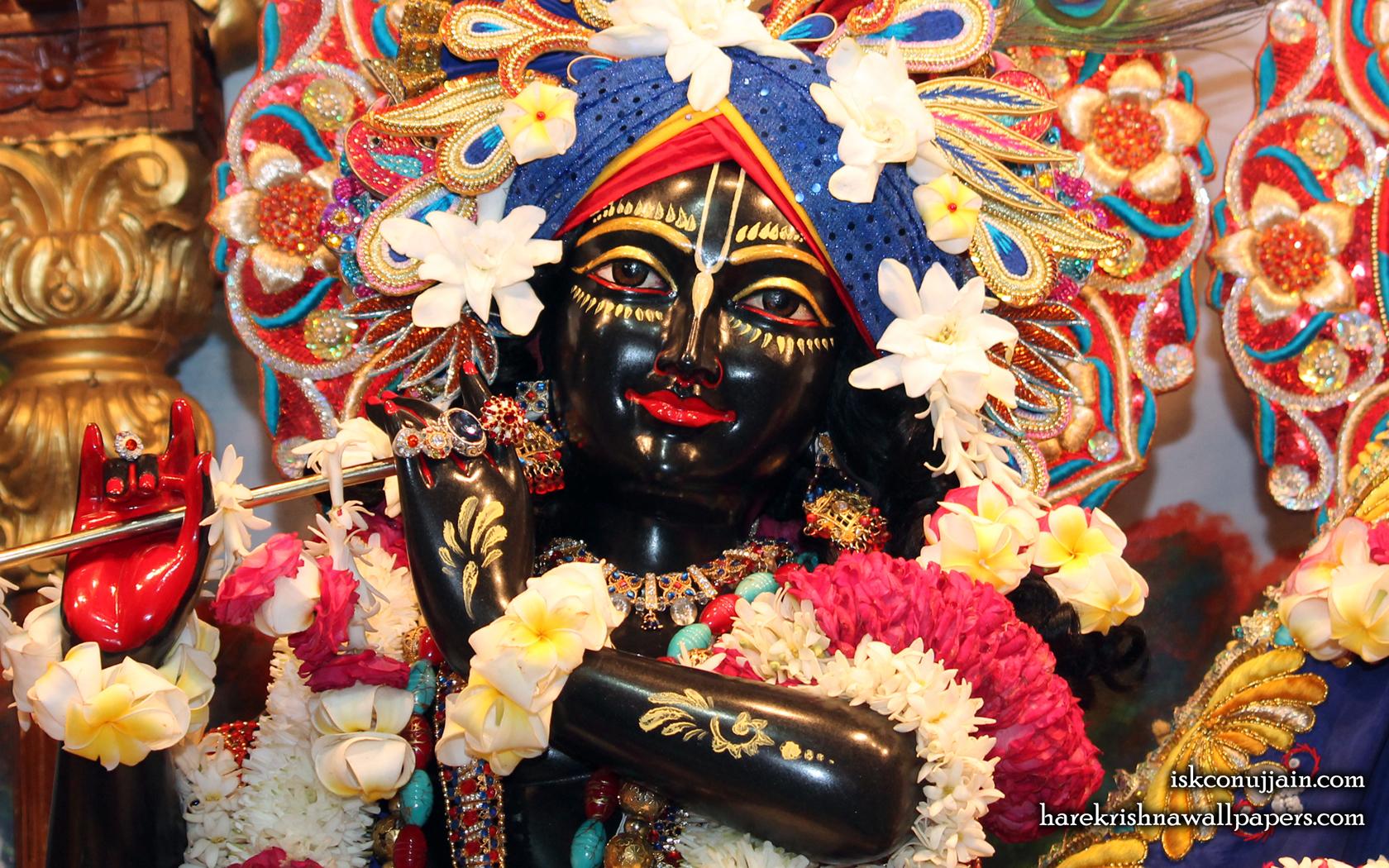 Sri Madanmohan Close up Wallpaper (002) Size 1680x1050 Download
