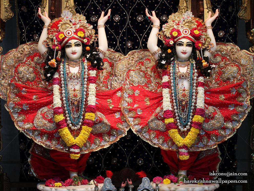 Sri Sri Gaura Nitai Wallpaper (002) Size 1024x768 Download
