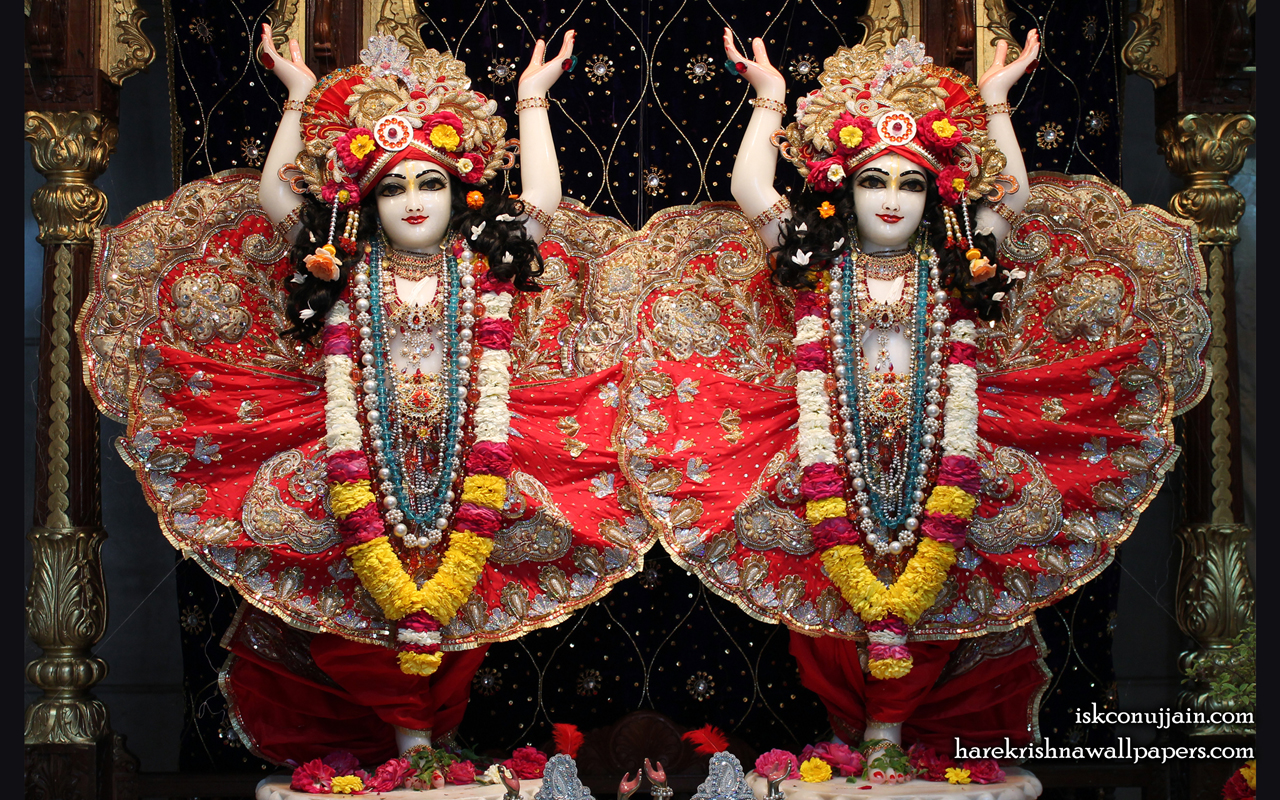 Sri Sri Gaura Nitai Wallpaper (002) Size 1280x800 Download