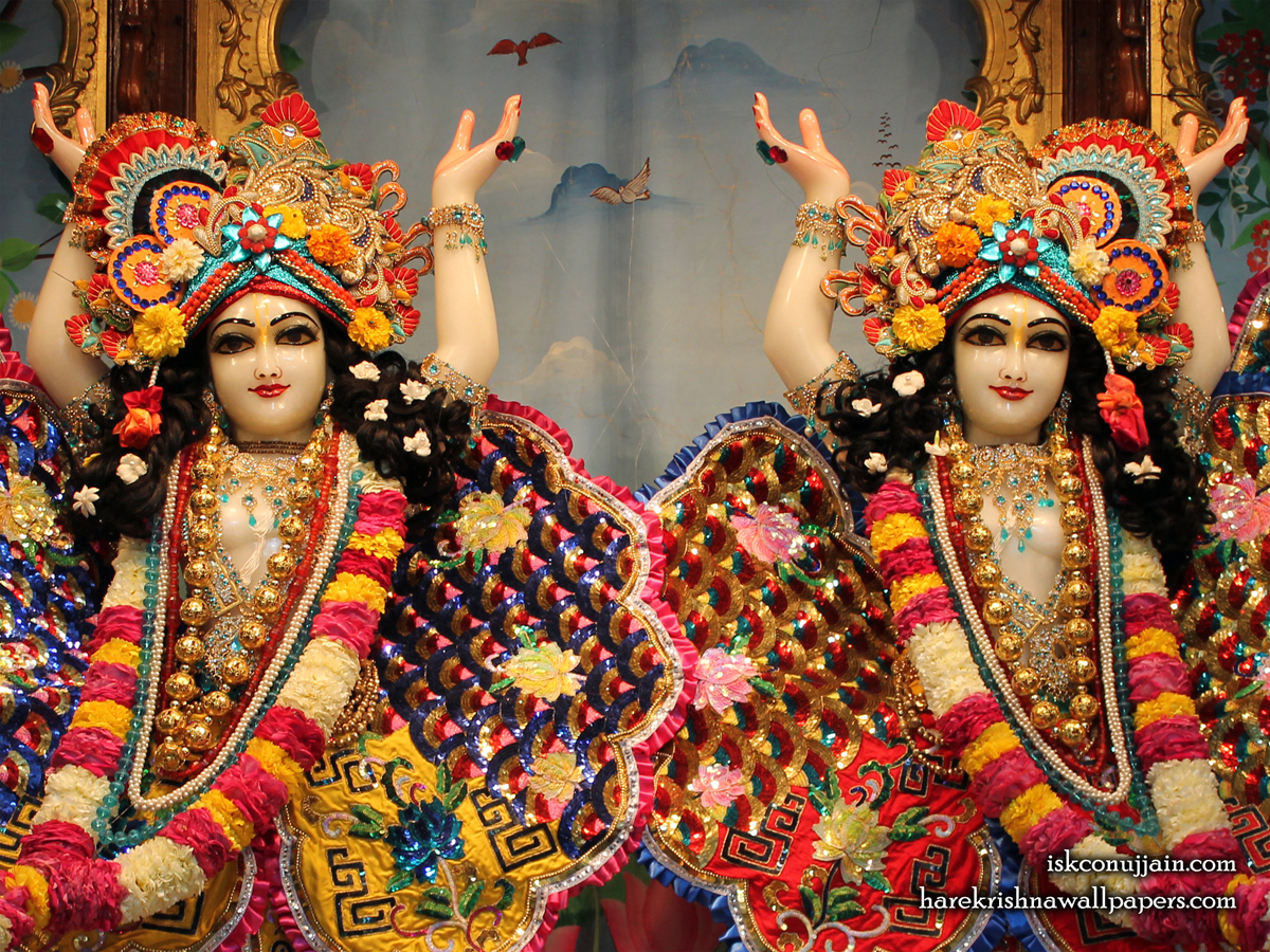 Sri Sri Gaura Nitai Close up Wallpaper (002) Size 1200x900 Download
