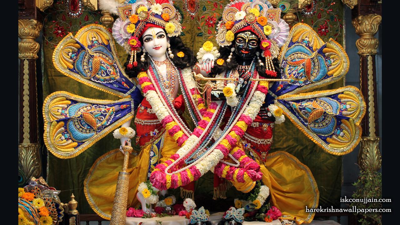 Sri Sri Krishna Balaram Wallpaper (002) Size 1280x720 Download