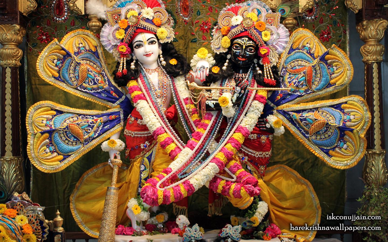 Sri Sri Krishna Balaram Wallpaper (002) Size 1440x900 Download