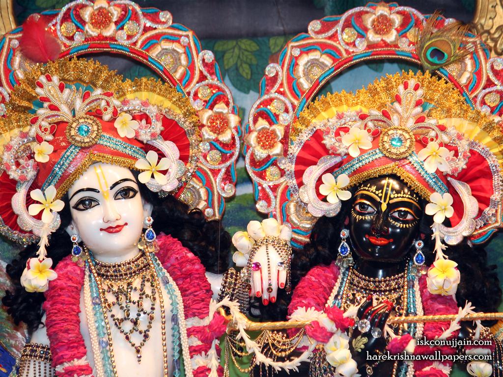Sri Sri Krishna Balaram Close up Wallpaper (002) Size 1024x768 Download