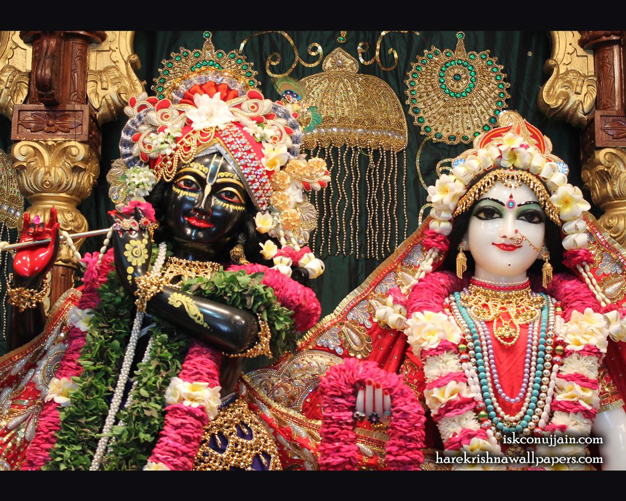 Sri Sri Radha Madanmohan Close up Wallpaper (002) Size 1280x1024 Download