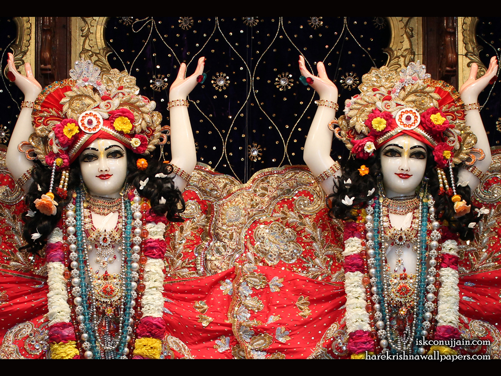 Sri Sri Gaura Nitai Close up Wallpaper (003) Size 1024x768 Download