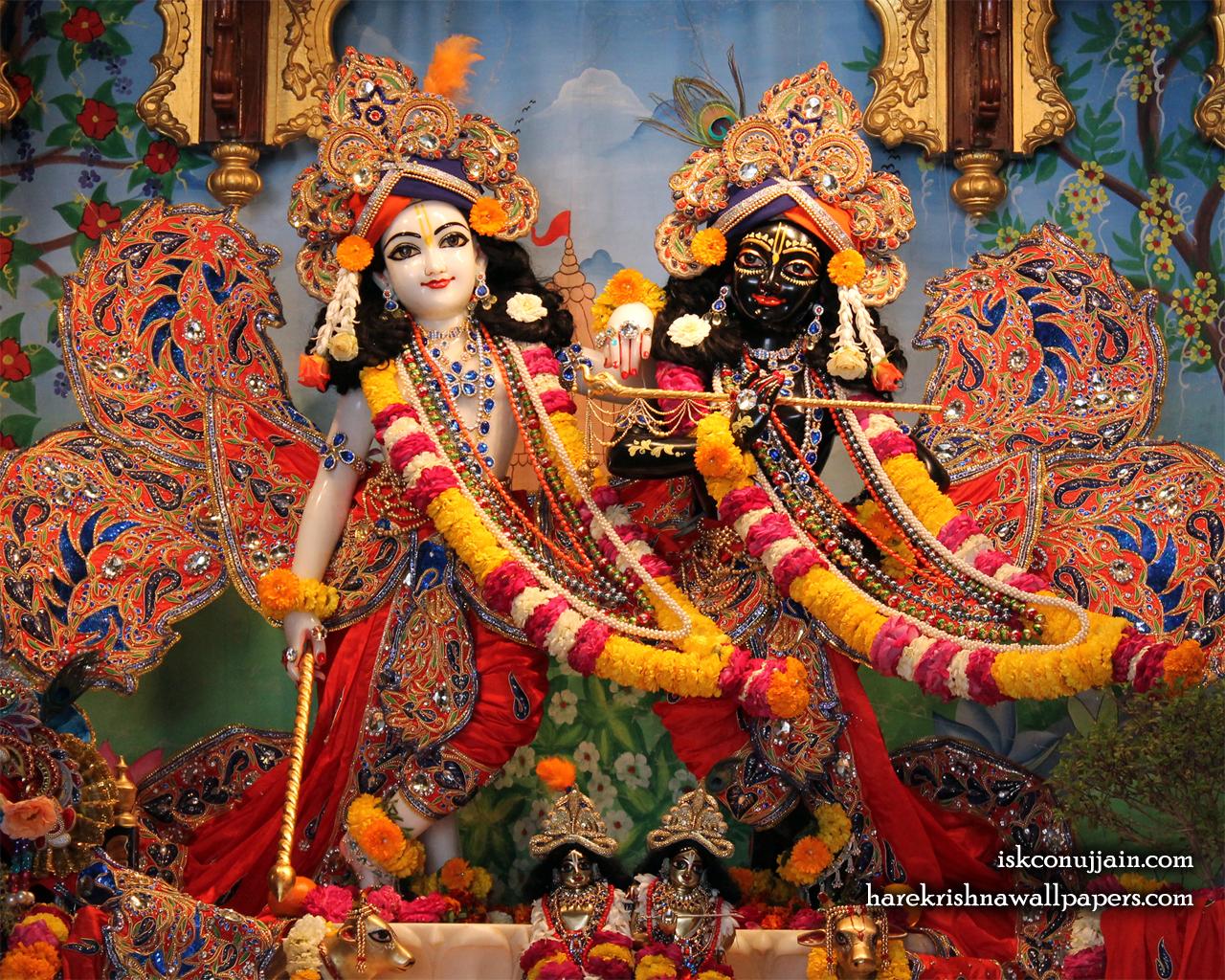 Sri Sri Krishna Balaram Wallpaper (003) Size 1280x1024 Download
