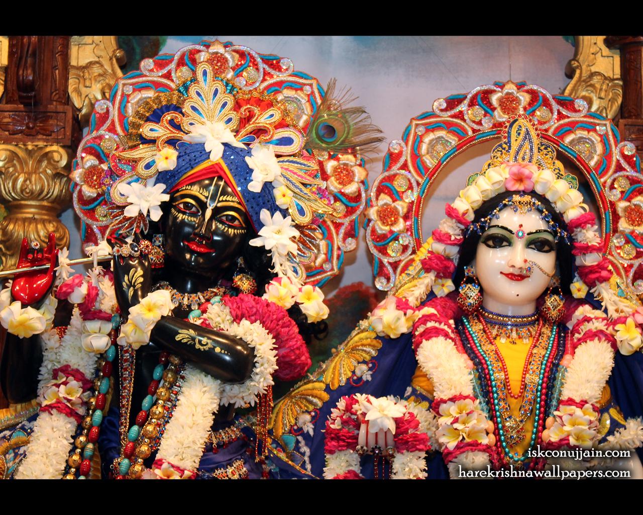 Sri Sri Radha Madanmohan Close up Wallpaper (003) Size 1280x1024 Download