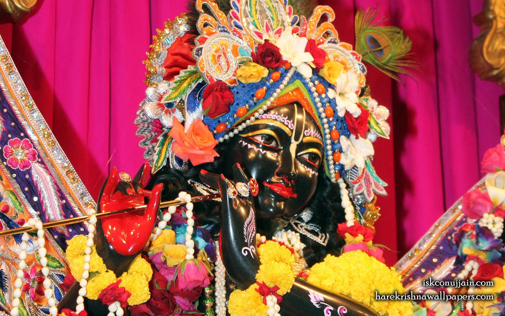 Sri Madanmohan Close up Wallpaper (004) Size 1680x1050 Download
