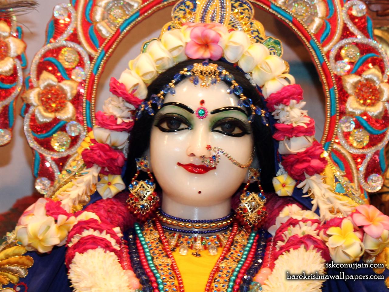 Sri Radha Close up Wallpaper (004) Size 1280x960 Download