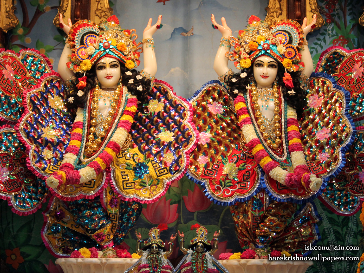 Sri Sri Gaura Nitai Wallpaper (004) Size 1400x1050 Download
