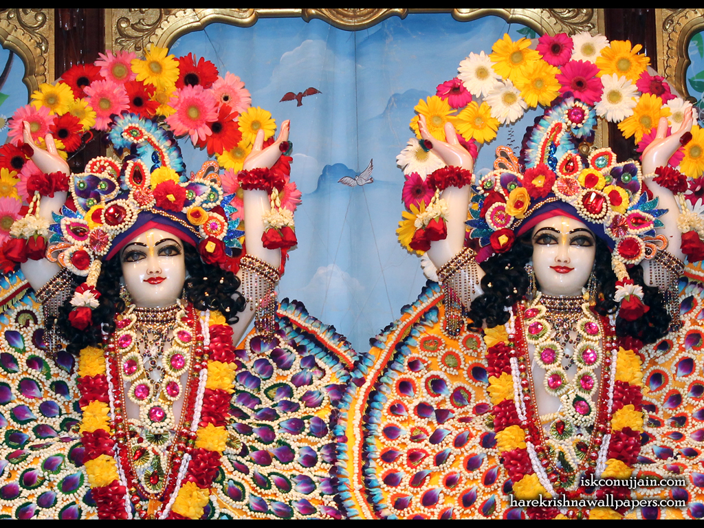Sri Sri Gaura Nitai Close up Wallpaper (004) Size 1024x768 Download