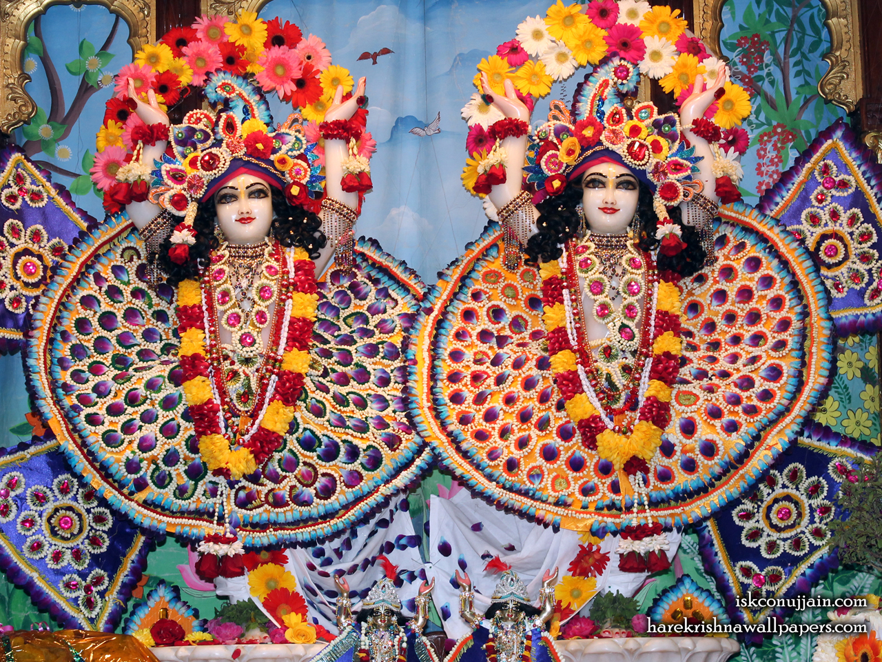 Sri Sri Gaura Nitai Wallpaper (005) Size 1280x960 Download