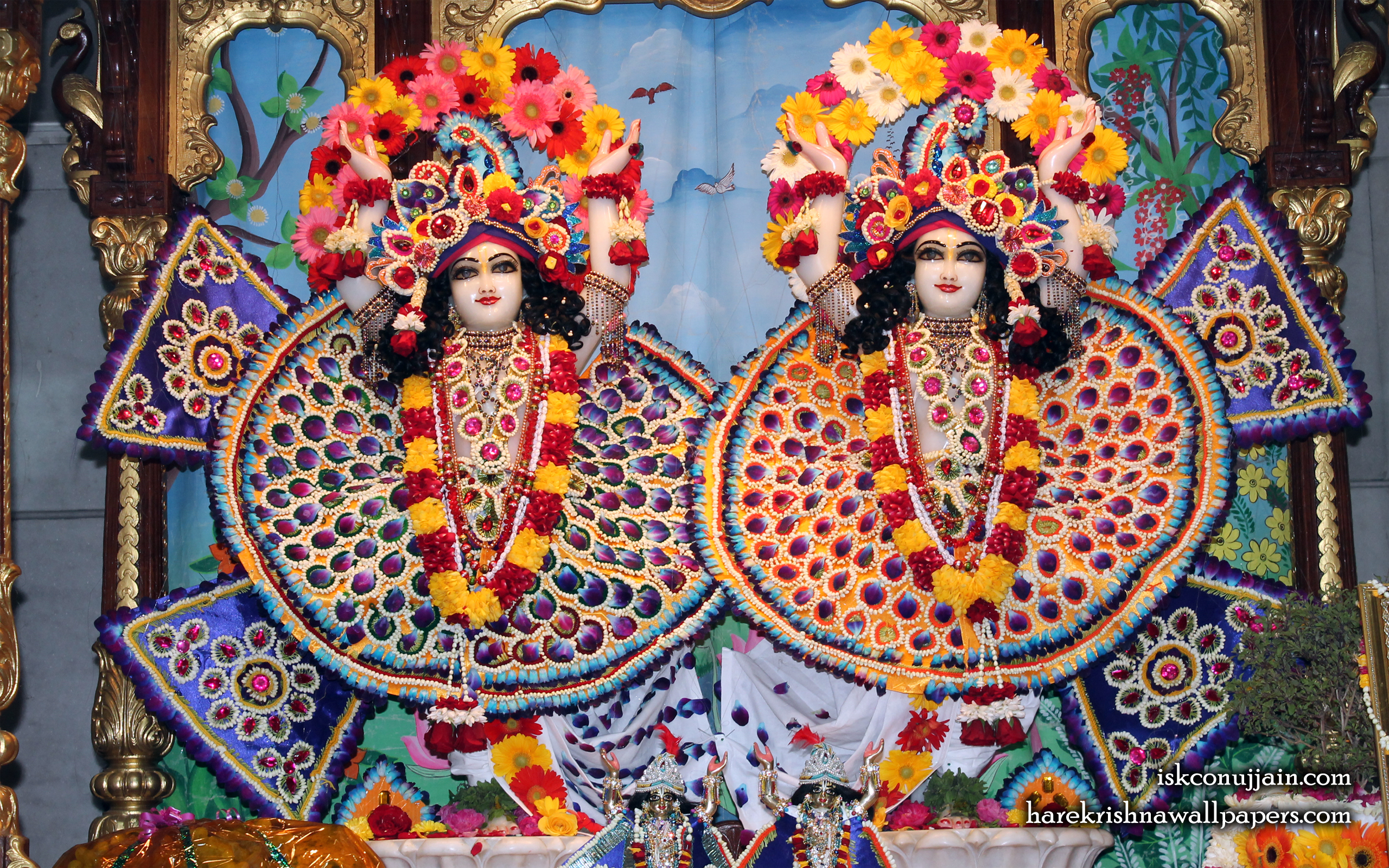 Sri Sri Gaura Nitai Wallpaper (005) Size 2560x1600 Download