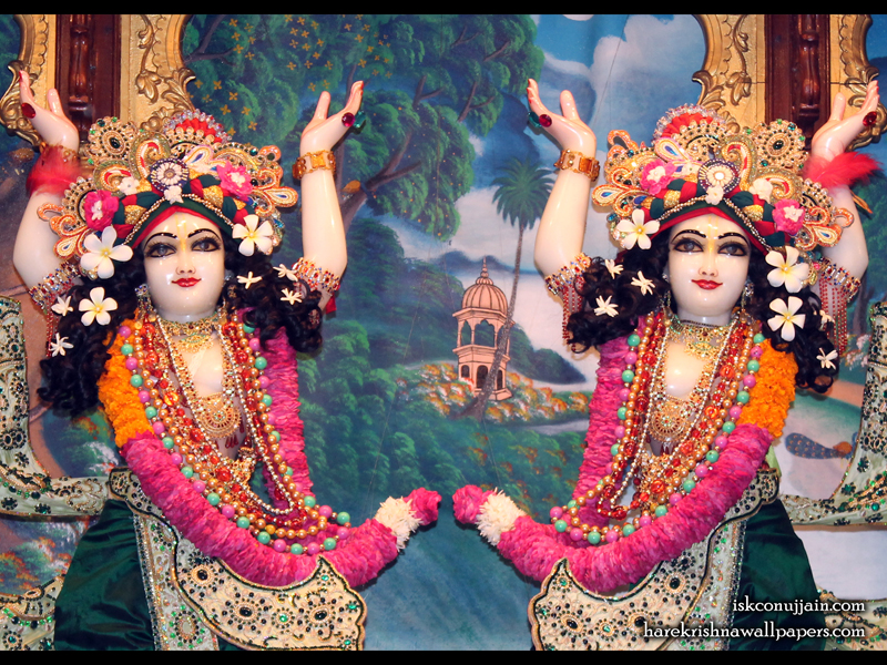 Sri Sri Gaura Nitai Close up Wallpaper (005) Size 800x600 Download