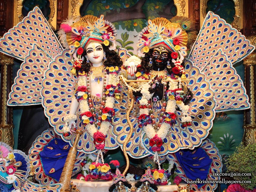 Sri Sri Krishna Balaram Wallpaper (006) Size 1024x768 Download