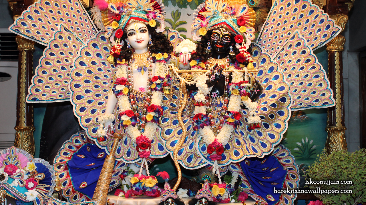 Sri Sri Krishna Balaram Wallpaper (006) Size 1280x720 Download