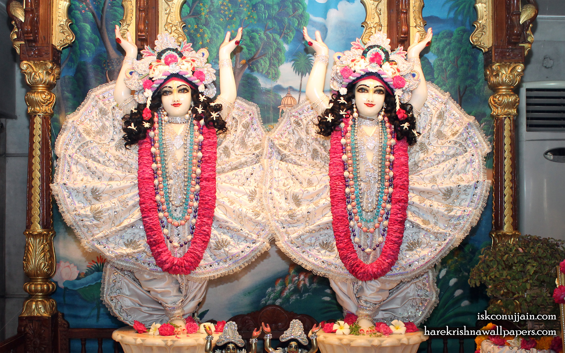 Sri Sri Gaura Nitai Wallpaper (007) Size 1920x1200 Download