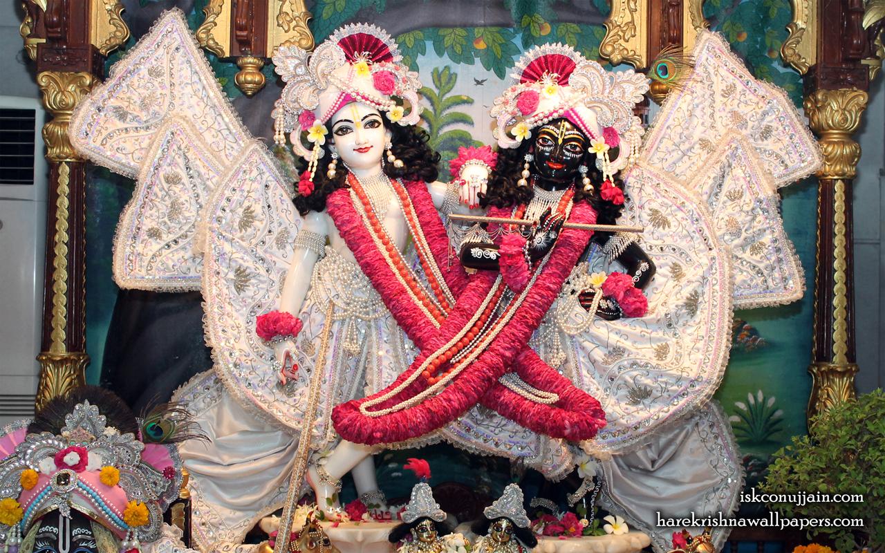 Sri Sri Krishna Balaram Wallpaper (007) Size 1280x800 Download