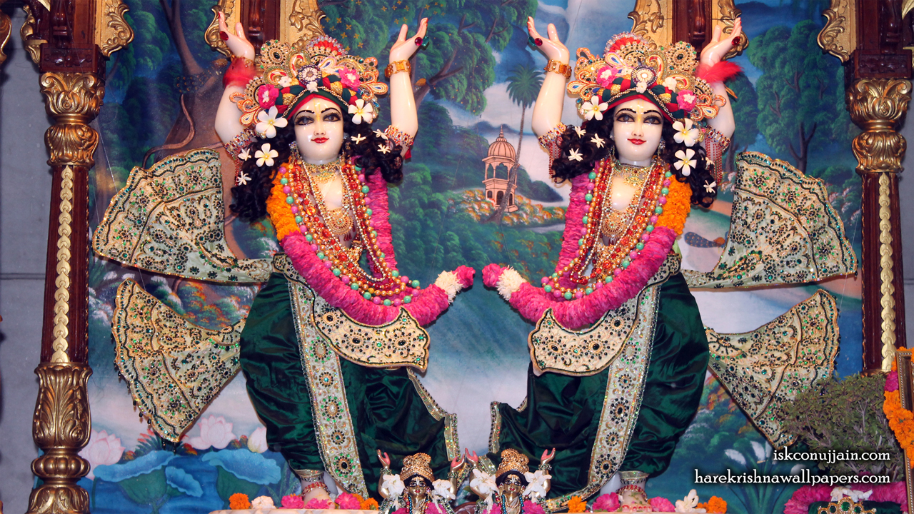 Sri Sri Gaura Nitai Wallpaper (008) Size 1280x720 Download
