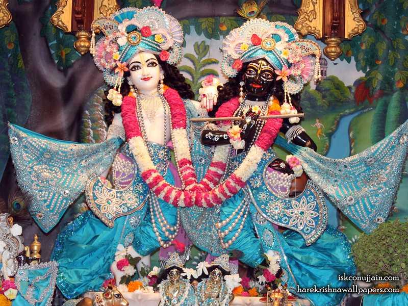Sri Sri Krishna Balaram Wallpaper (008)
