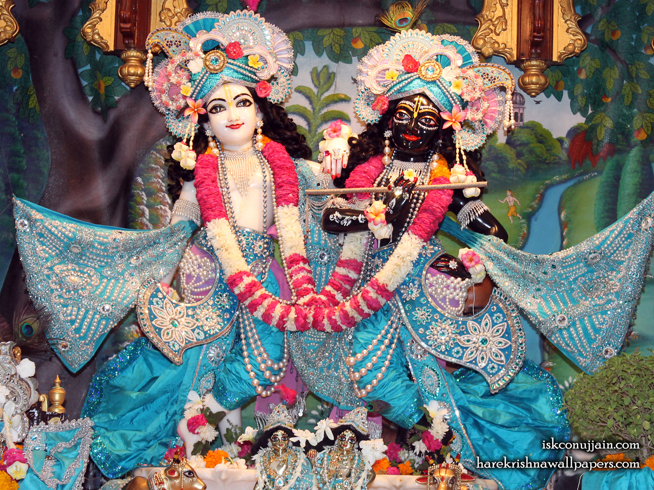 Sri Sri Krishna Balaram Wallpaper (008) Size 1280x960 Download