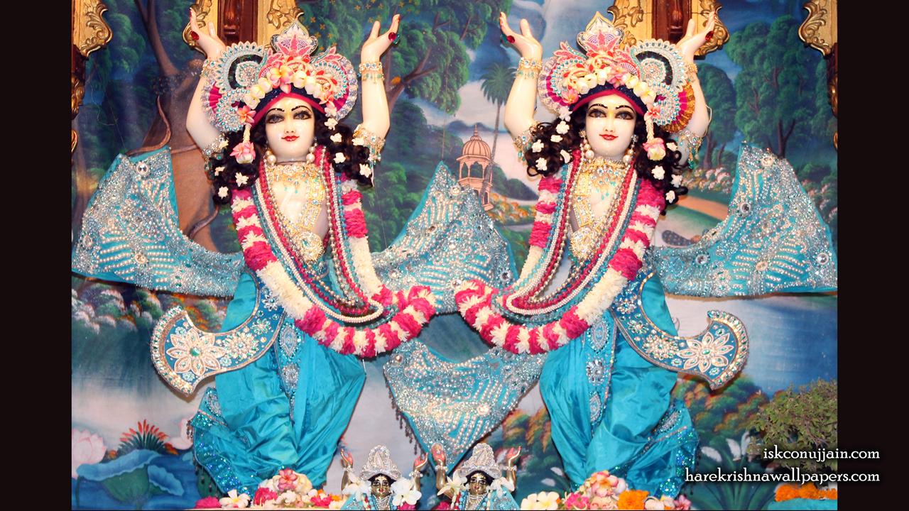 Sri Sri Gaura Nitai Wallpaper (009) Size 1280x720 Download