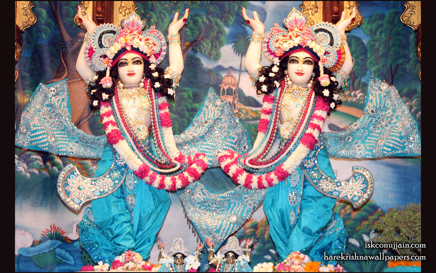Sri Sri Gaura Nitai Wallpaper (009) Size 1440x900 Download
