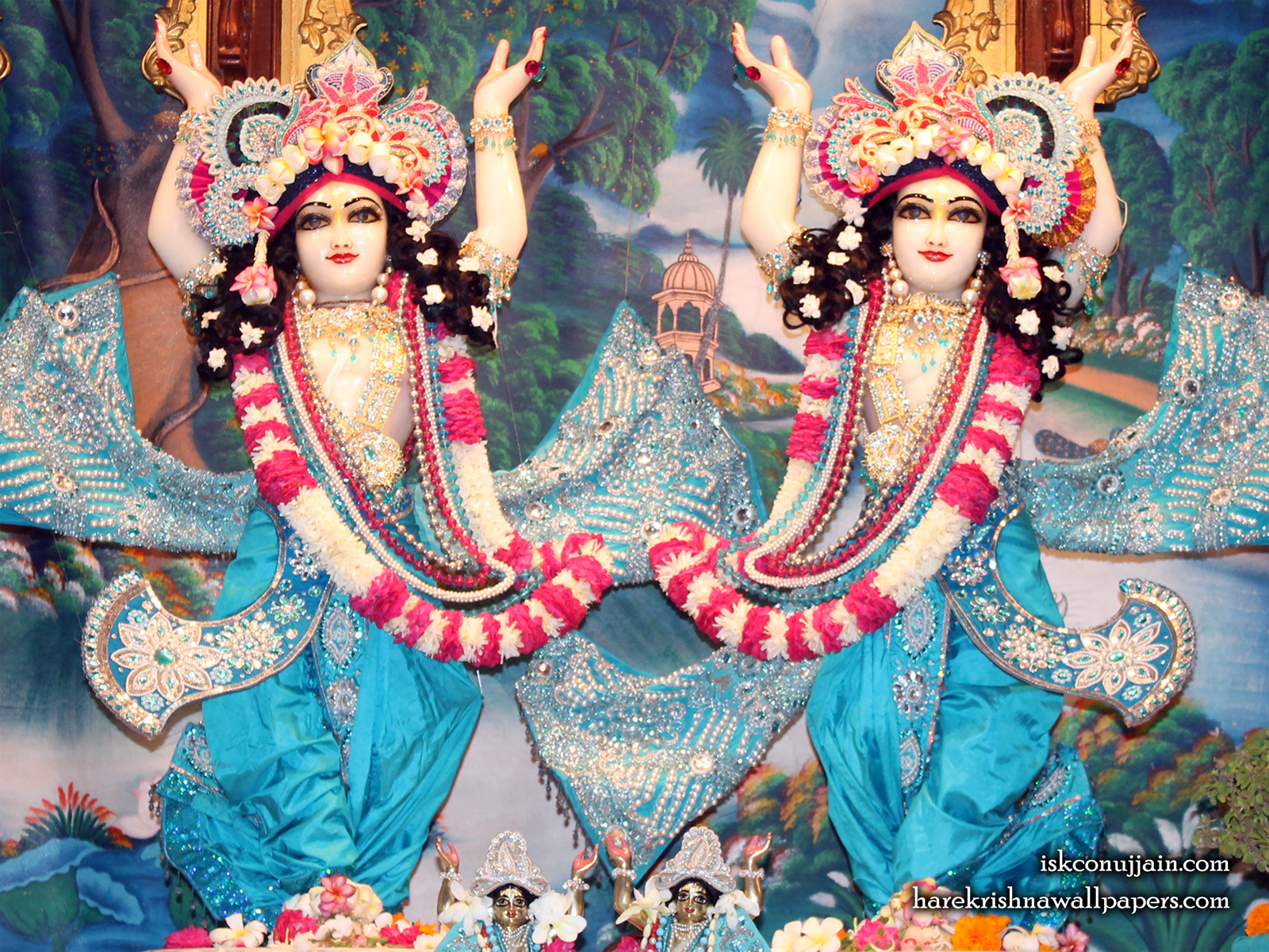 Sri Sri Gaura Nitai Wallpaper (009) Size1600x1200 Download