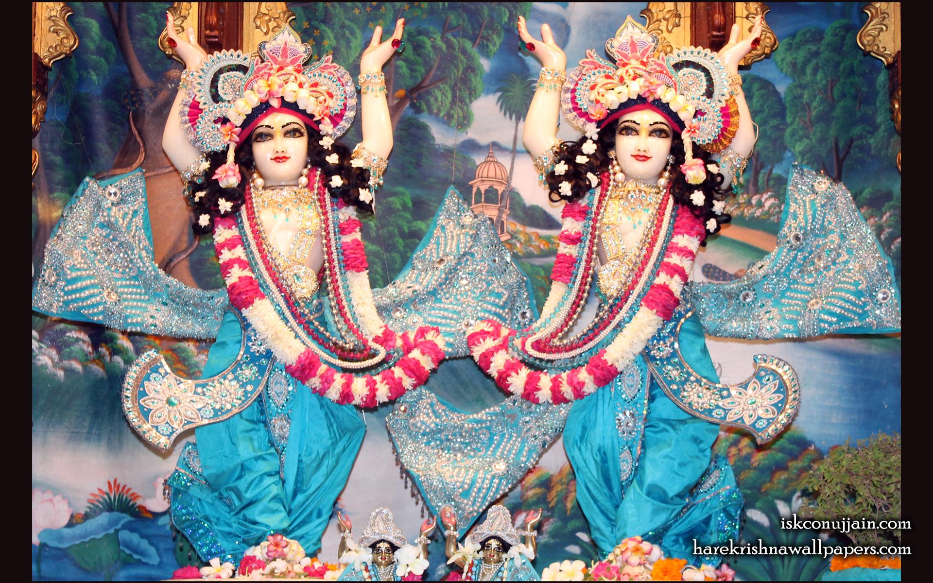 Sri Sri Gaura Nitai Wallpaper (009) Size 1920x1200 Download