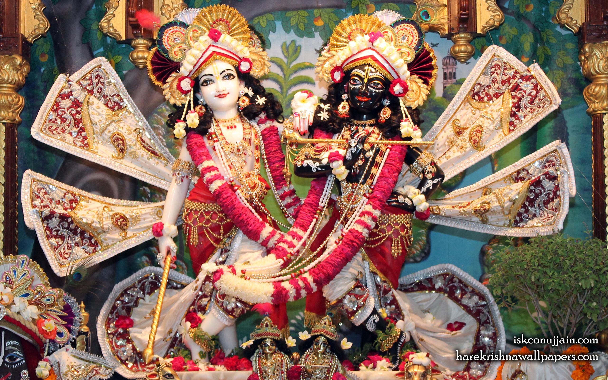 Sri Sri Krishna Balaram Wallpaper (009) Size 2560x1600 Download