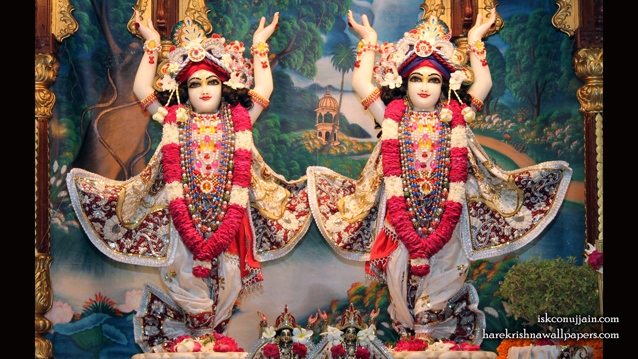 Sri Sri Gaura Nitai Wallpaper (010) Size 1280x720 Download