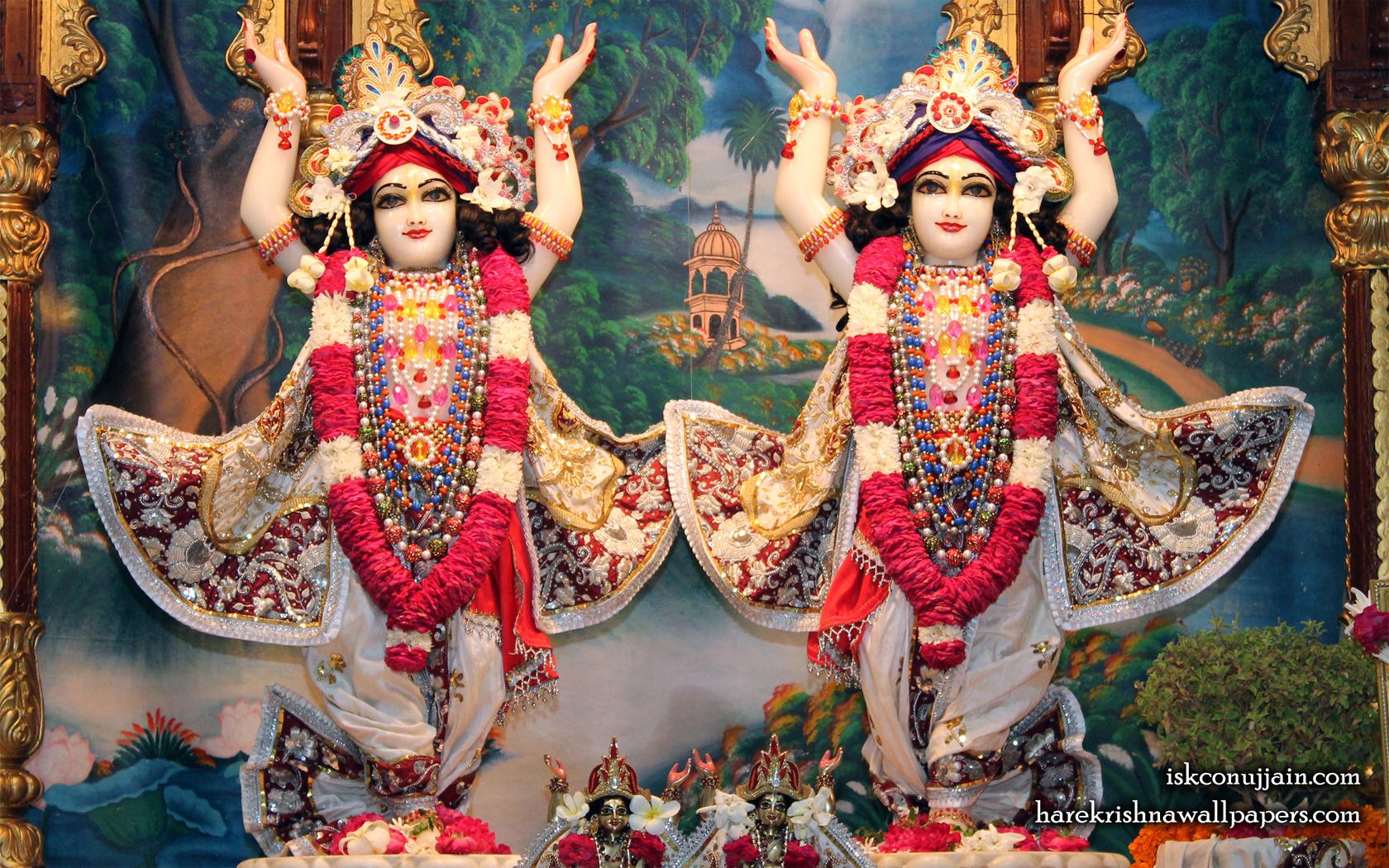 Sri Sri Gaura Nitai Wallpaper (010) Size 1680x1050 Download