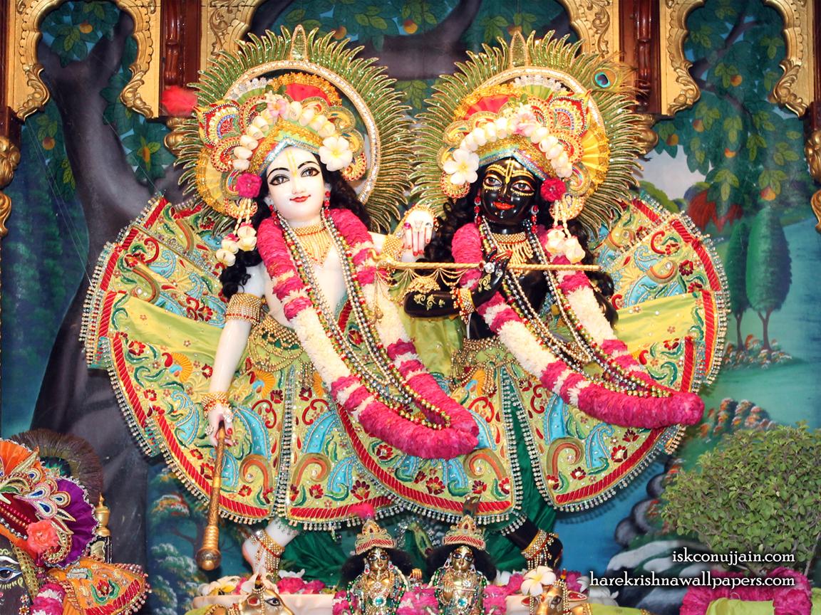 Sri Sri Krishna Balaram Wallpaper (010) Size 1152x864 Download