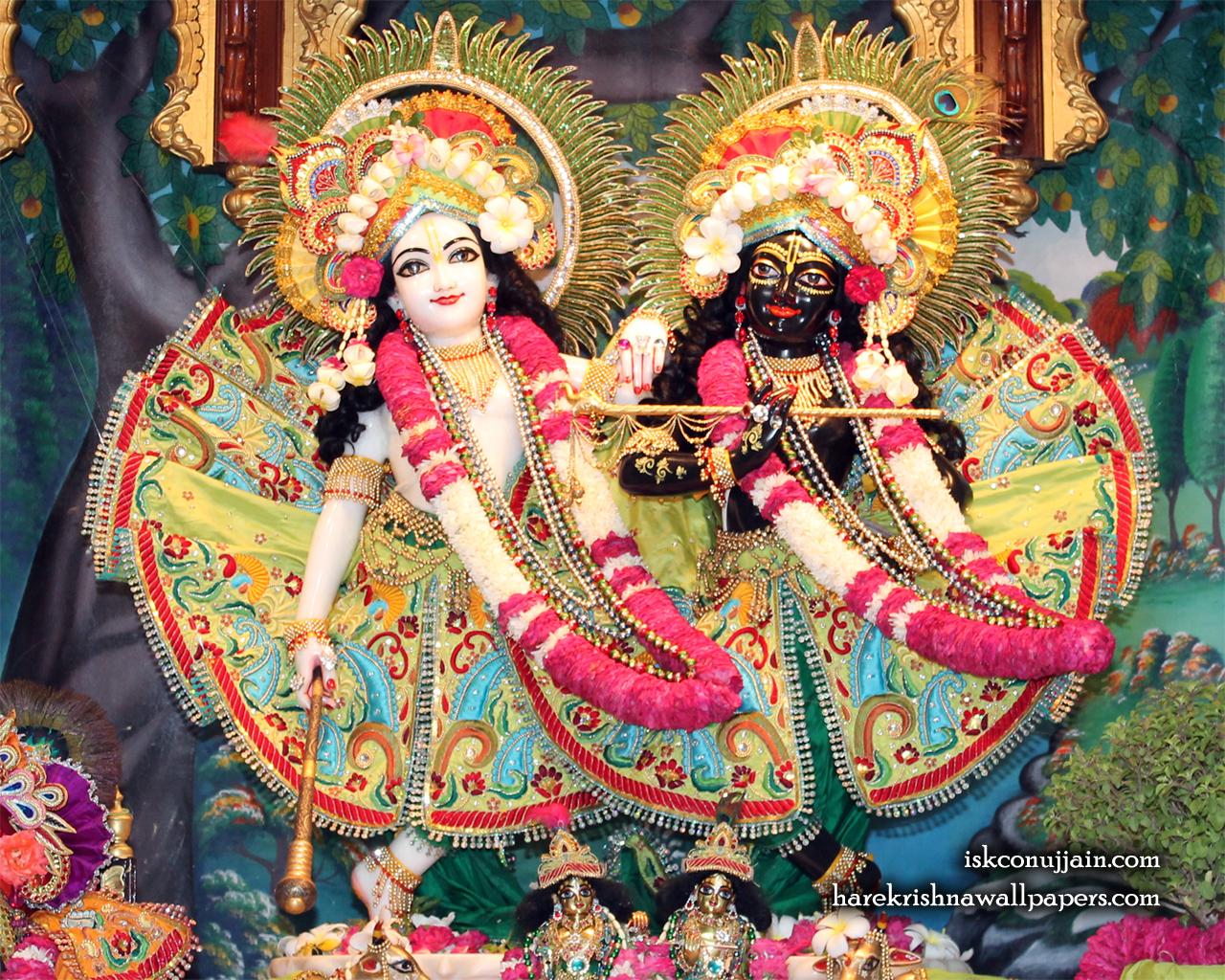 Sri Sri Krishna Balaram Wallpaper (010) Size 1280x1024 Download