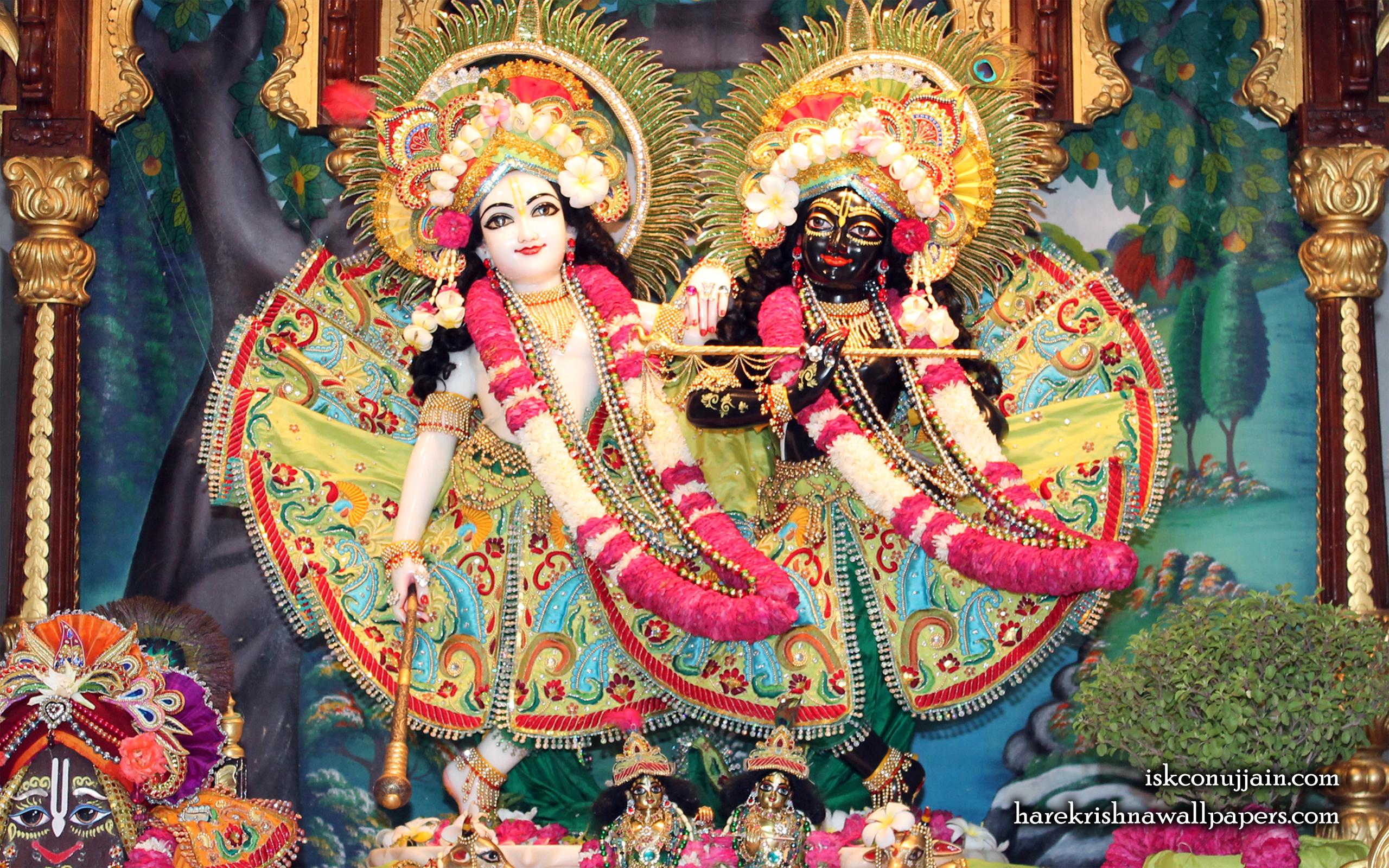 Sri Sri Krishna Balaram Wallpaper (010) Size 2560x1600 Download