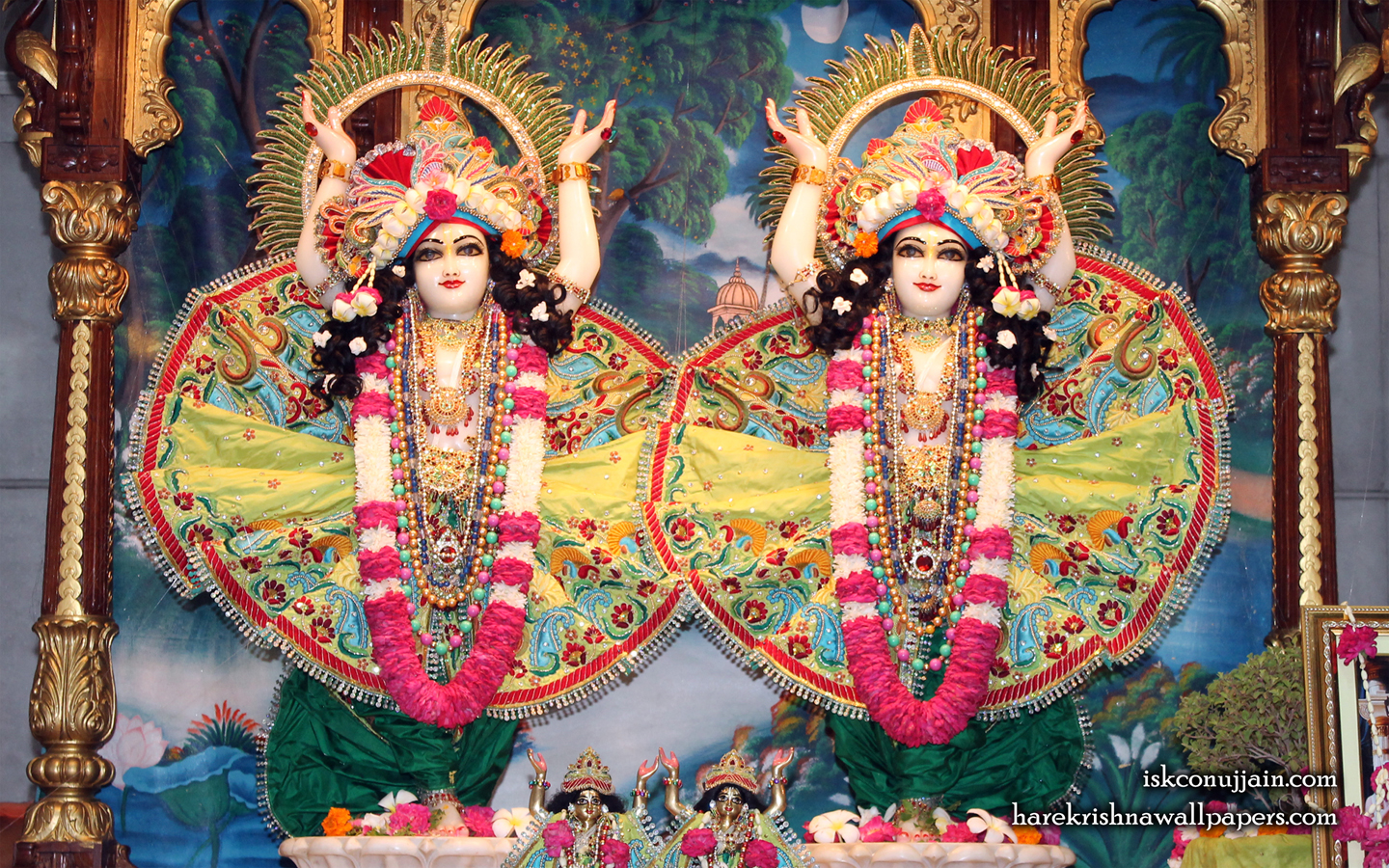Sri Sri Gaura Nitai Wallpaper (011) Size 1440x900 Download