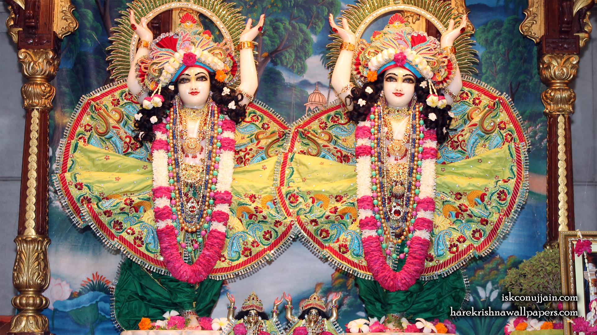 Sri Sri Gaura Nitai Wallpaper (011) Size 1920x1080 Download