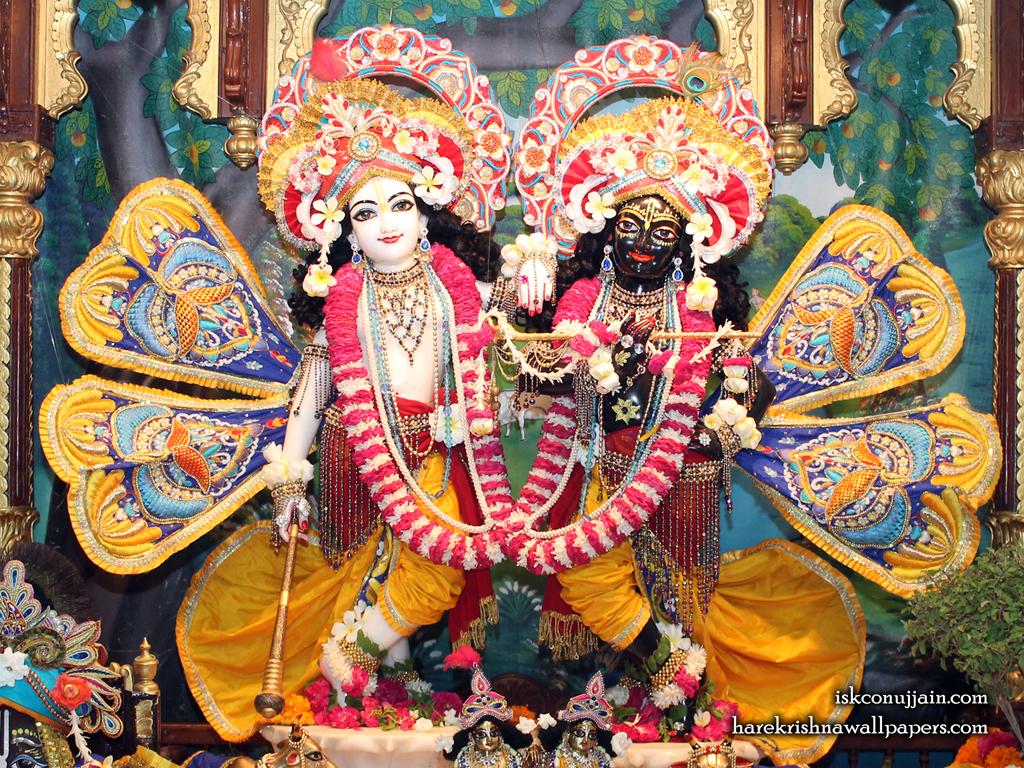 Sri Sri Krishna Balaram Wallpaper (011) Size 1024x768 Download