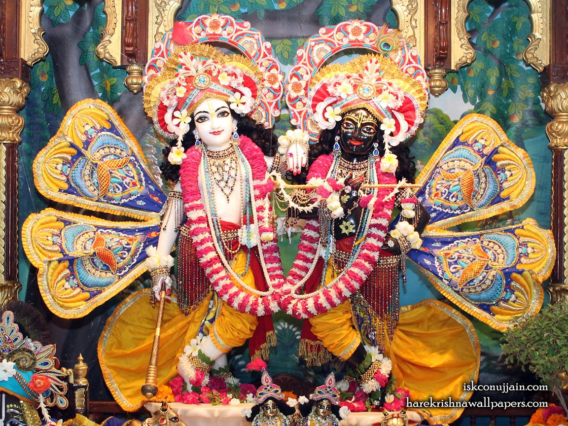 Sri Sri Krishna Balaram Wallpaper (011) Size 1152x864 Download