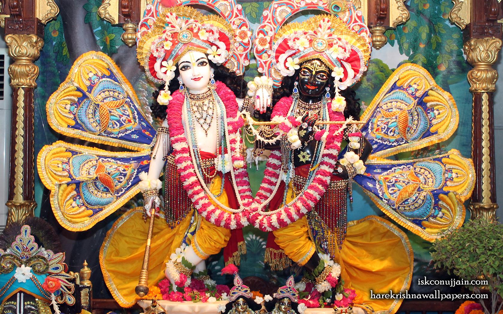 Sri Sri Krishna Balaram Wallpaper (011) Size 1680x1050 Download