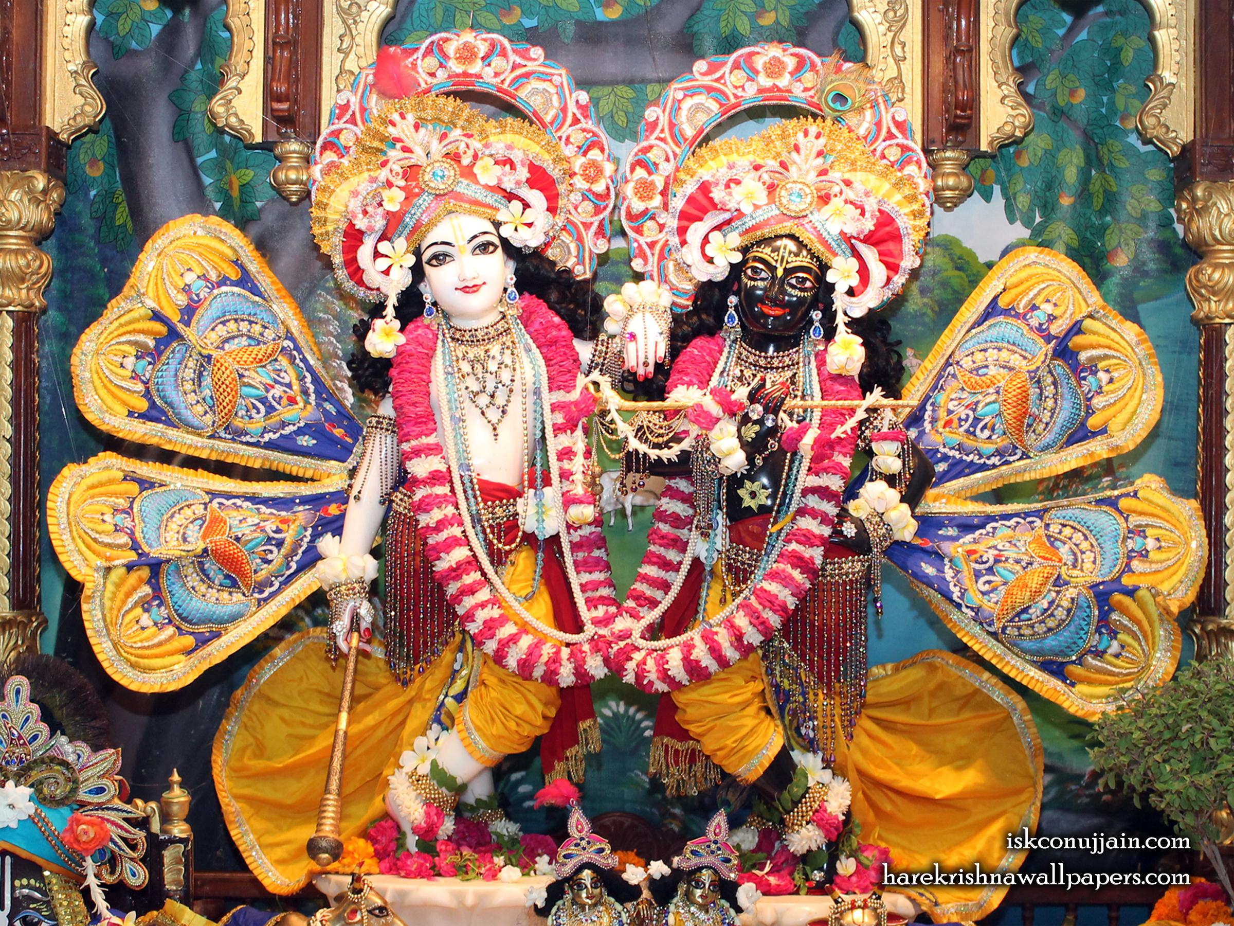 Sri Sri Krishna Balaram Wallpaper (011) Size 2400x1800 Download