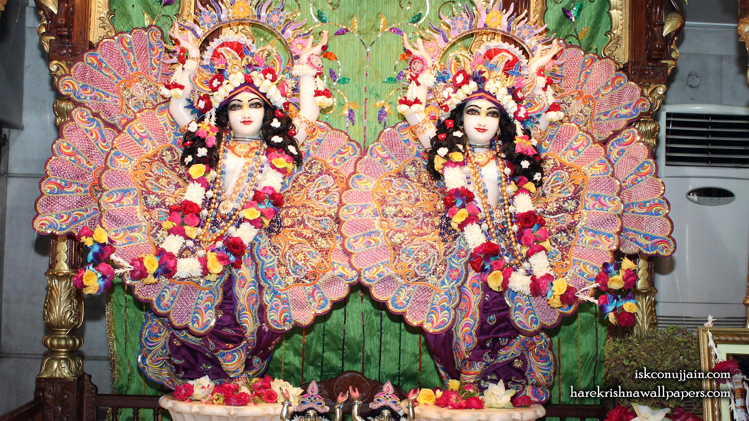 Sri Sri Gaura Nitai Wallpaper (012) Size 2400x1350 Download