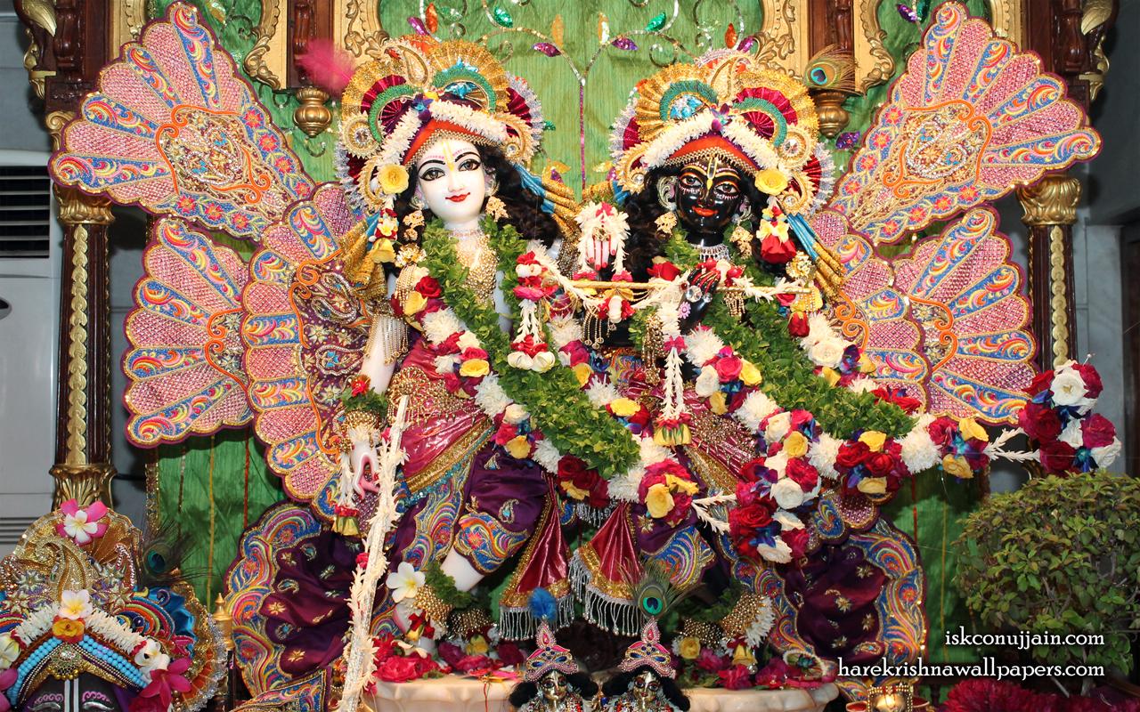 Sri Sri Krishna Balaram Wallpaper (012) Size 1280x800 Download